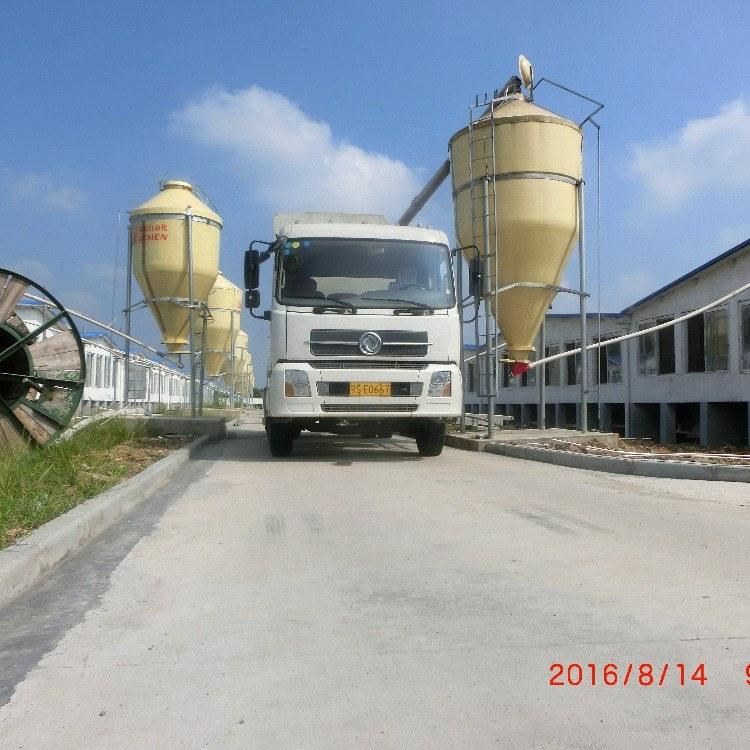 鸡场饲料车 鸡饲料车运输车 养殖运输车