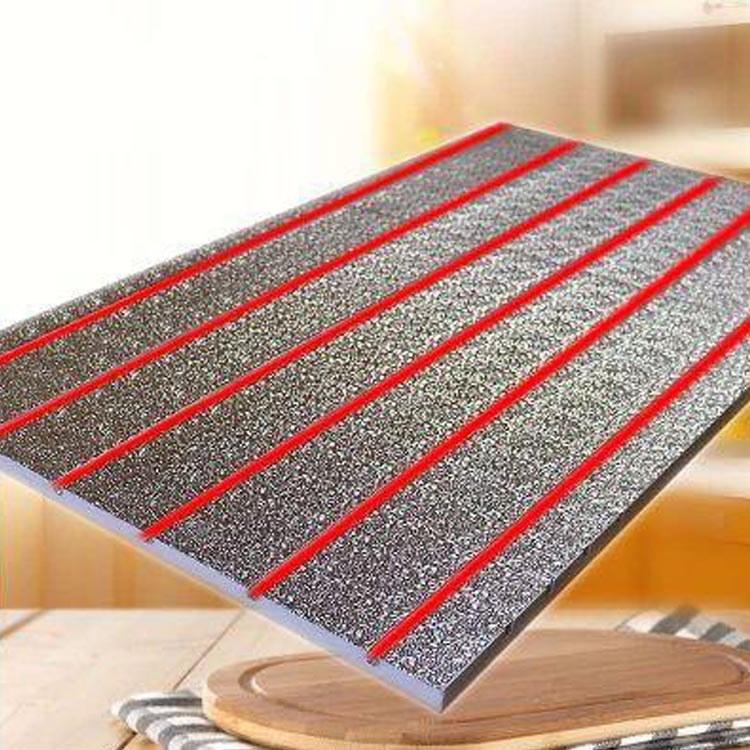 专业制作智能水暖炕 铝箔炕暖模块 品质保证