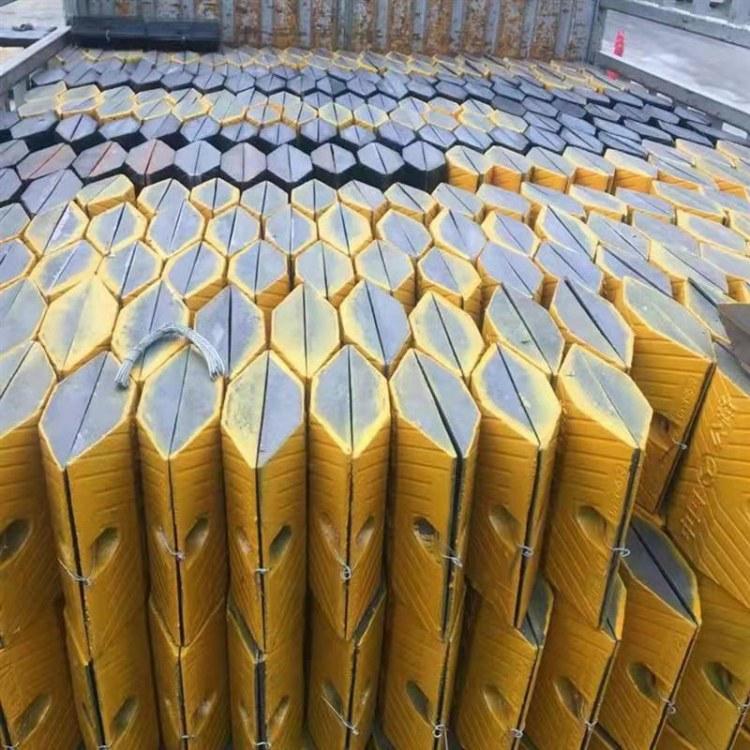 厂家 国标铸钢减速带 减速带生产 批发