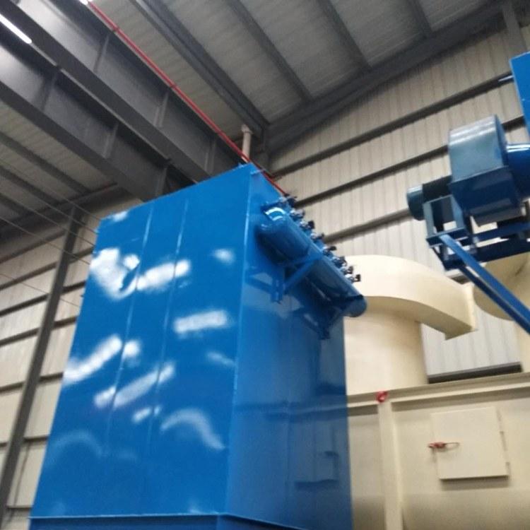 宇之鑫供应工业除尘器 粉尘木工机械吸尘器布袋除尘器 木工中央脉冲除尘设备