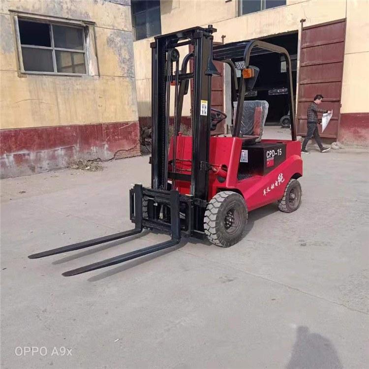 祥正厂家直销-电动式叉车-小型电动叉车厂家-可定制低噪音零排放