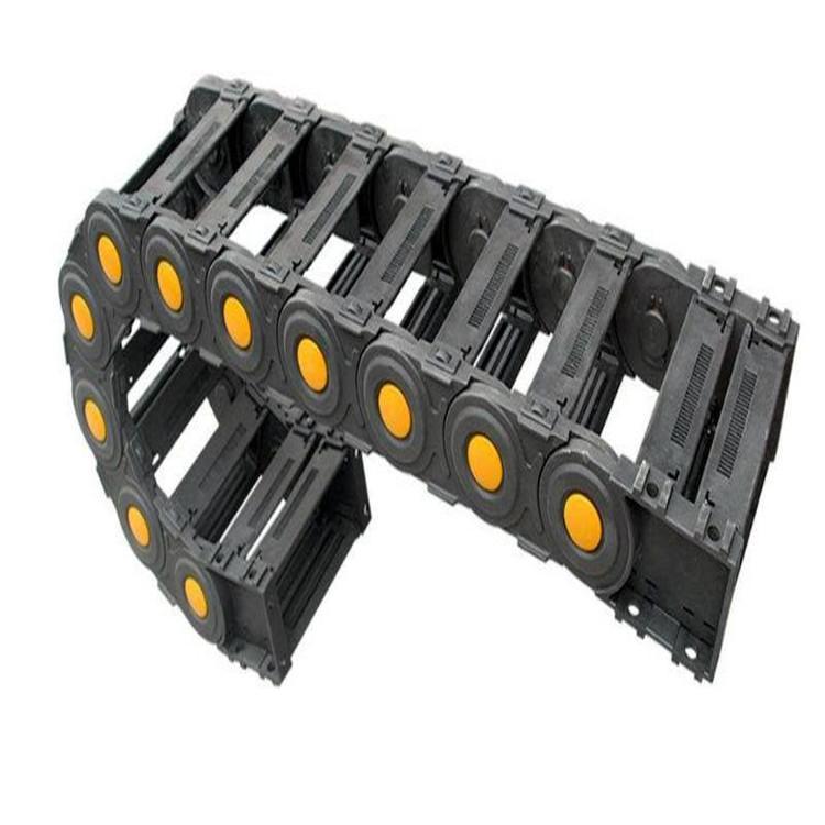 盐山顺达 品质保障 钢铝拖链 工程尼龙拖链