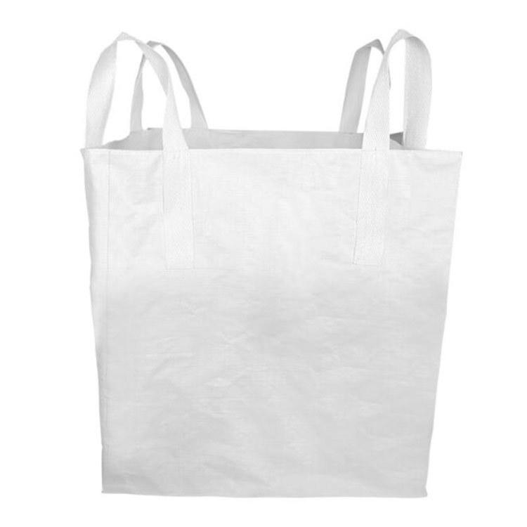 白色吨包吨袋吨包袋 集袋太空袋 污泥袋1吨2吨吨袋