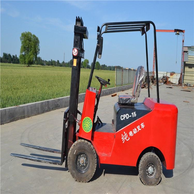 祥正厂家直销-5吨电动叉车厂家-专业电动叉车销售-可定制低噪音零排放