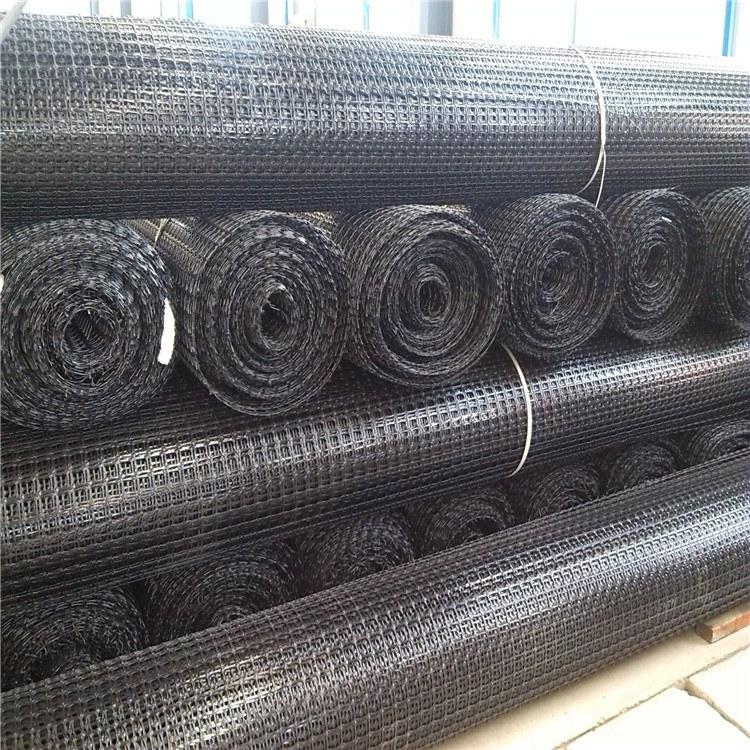 养殖塑料围网 3公分孔塑料格栅网 少皇供应 矿用钢塑网