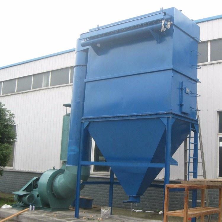 DMC-36型单机脉冲除尘器 单机布袋除尘器 脉冲工业旋风木工中央集尘设备锅炉耐高温除尘设备 锐驰朗