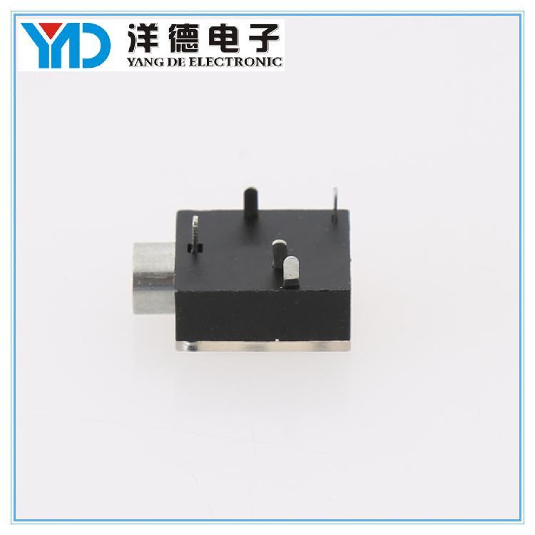 厂家供应音频母座 电源耳机插座 高质量