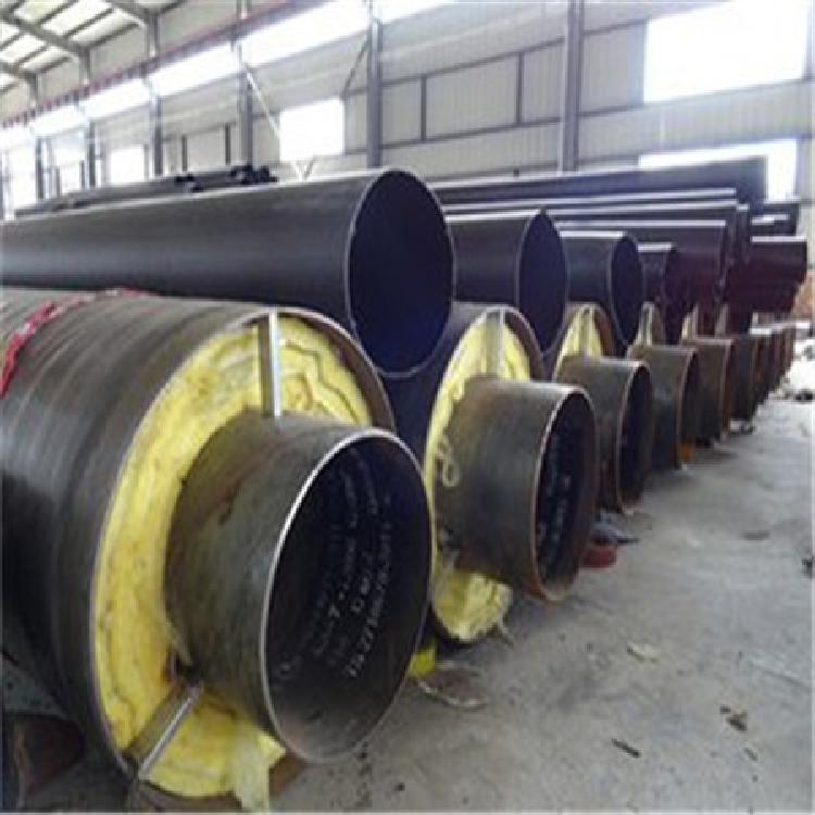 聚氨酯预制保温管 钢套钢直埋保温管价格 厂家供应