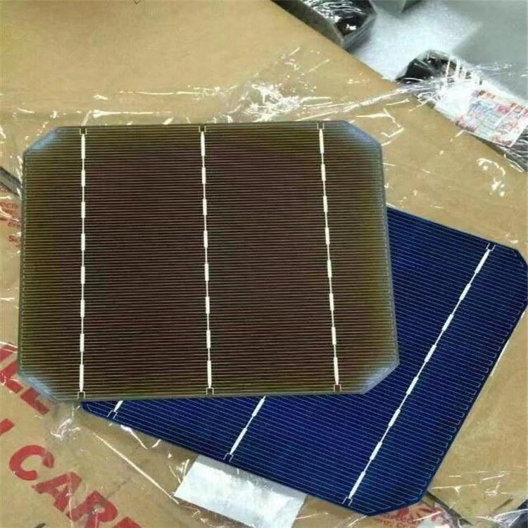 太阳能电池片回收 破碎 缺角电池片回收 热之脉新能源