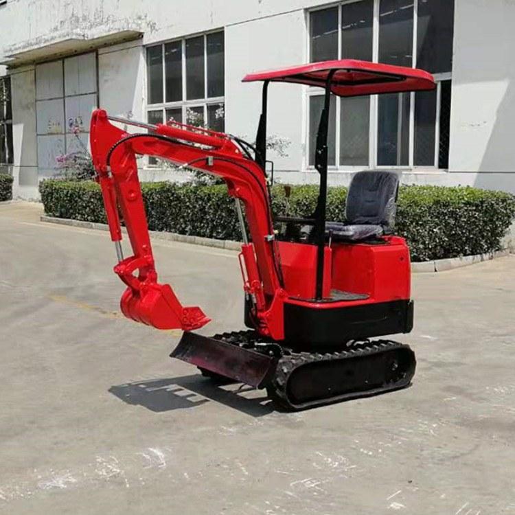 路邦机械小型履带式挖掘机 小勾机 1吨液压挖掘机厂家