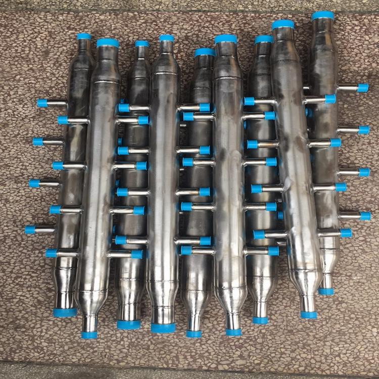 海南-创铭-KFQ-III气源分配器-不锈钢空气分配器-品牌定制