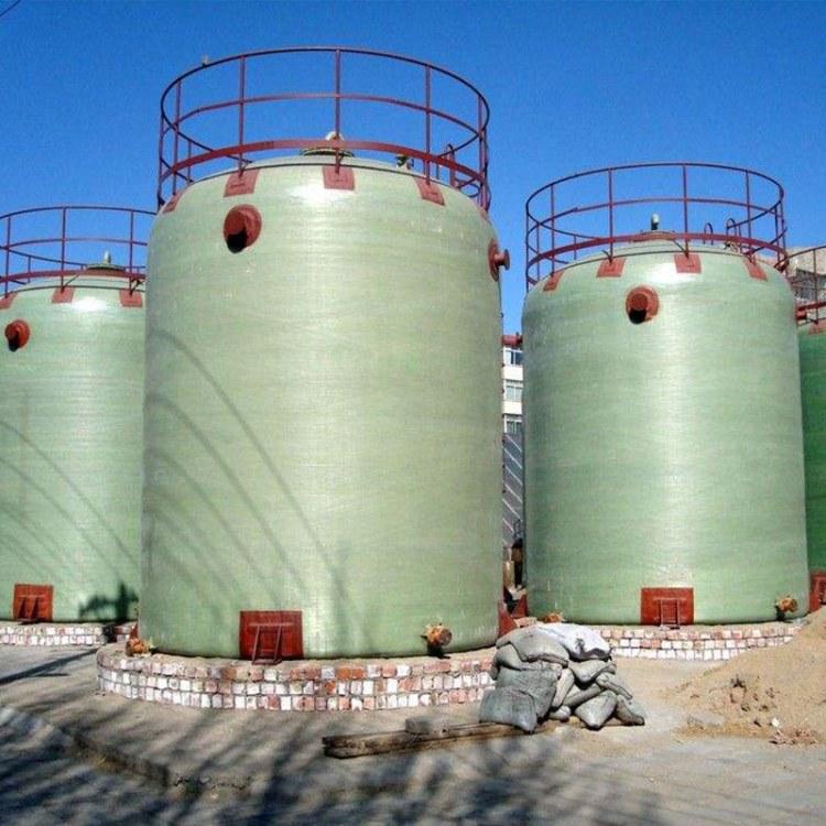 天雄 大型玻璃钢储罐 卧式玻璃钢储罐 厂价出售质量保障