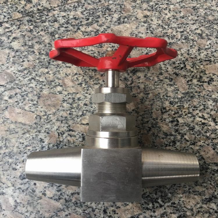 西藏-创铭-J63Y-320P高温高压截止阀-不锈钢仪表阀-现货供应