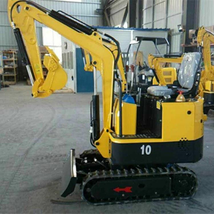 路邦机械1吨小型挖掘机 履带式液压挖掘机生产厂家