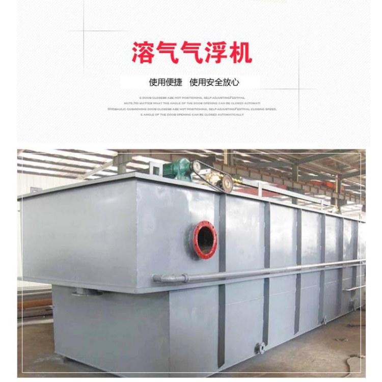 达禹 厂家直销 溶气气浮机污水处理设备