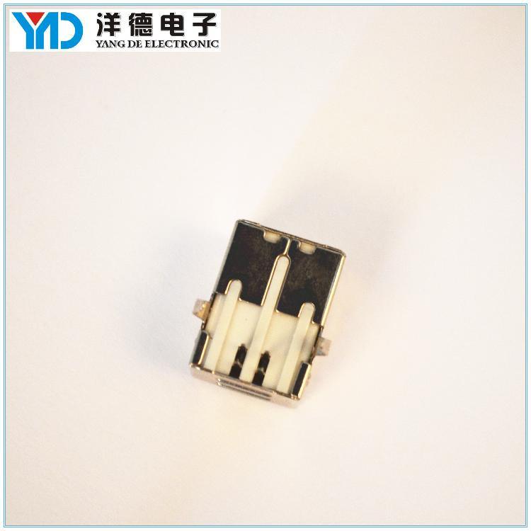 专业生产MICROUSB插座 USB接口插座 加工定制