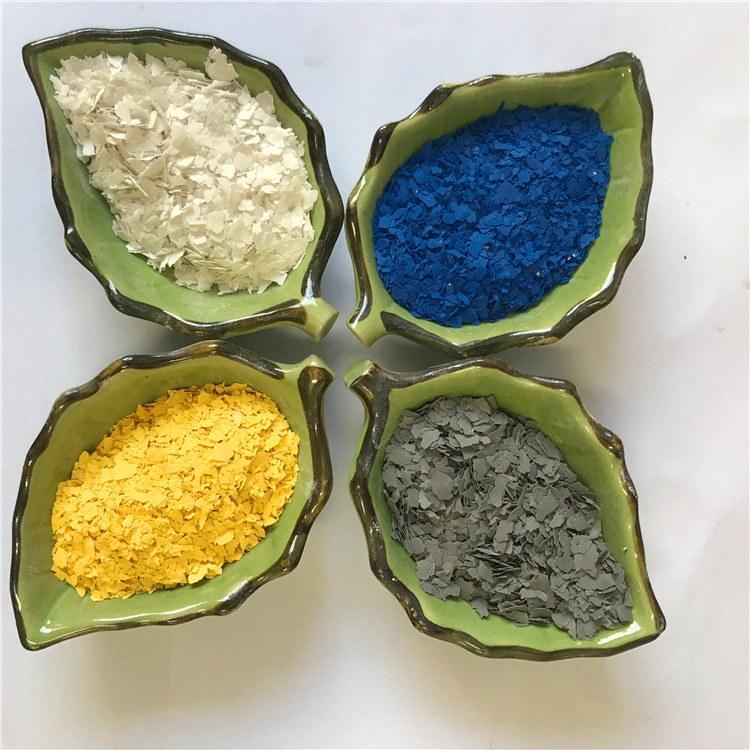 厂家直销岩片 复合岩片真石漆 涂料 内外强装饰用 质优价廉