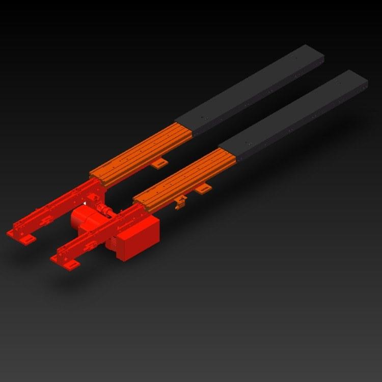 AFR 正菲制造自动化立库堆垛机伸缩叉