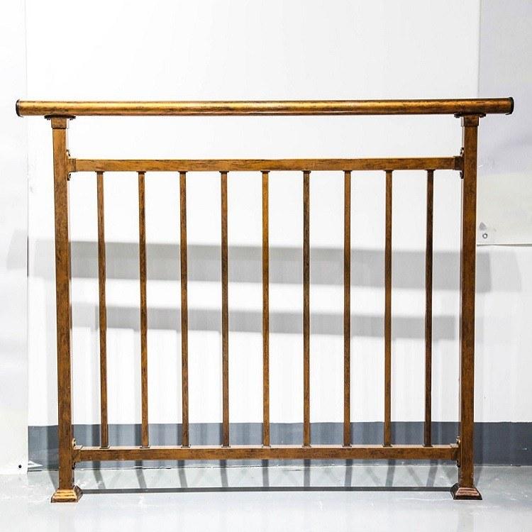 锌钢阳台栏杆-锌钢阳台护栏直销-组装式护栏销售-固格澜栅