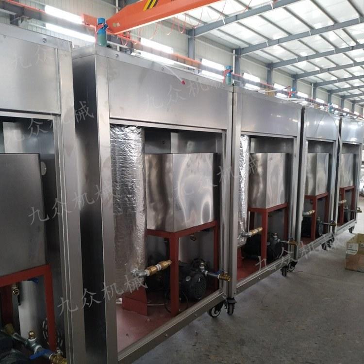36KW预制混凝土板梁蒸汽机 高速T梁箱梁电热蒸汽发生器 年末大促销