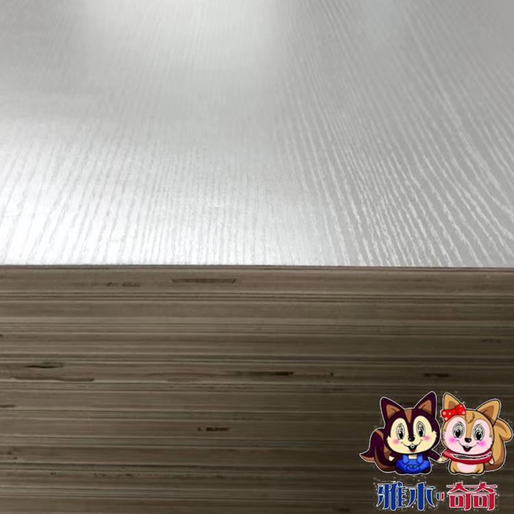 4*8尺雅木奇奇e0生态板 中国十大免漆板品牌