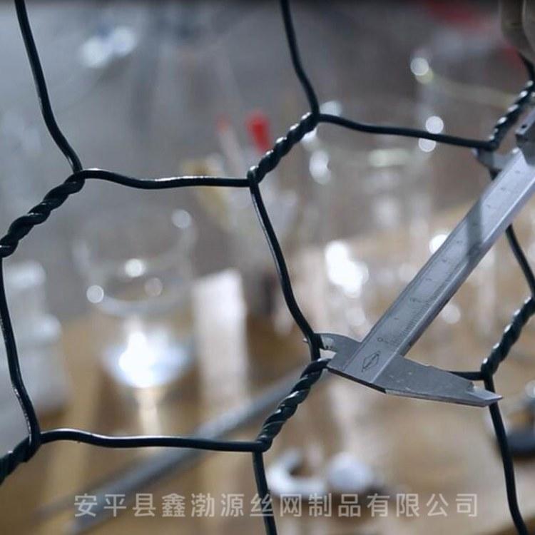 石笼网厂家 包塑石笼网 河道防护石笼网 价格实惠