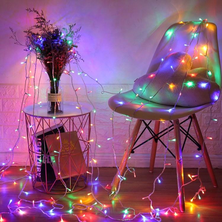 LED灯串花园装饰彩灯串房间装饰量大从优