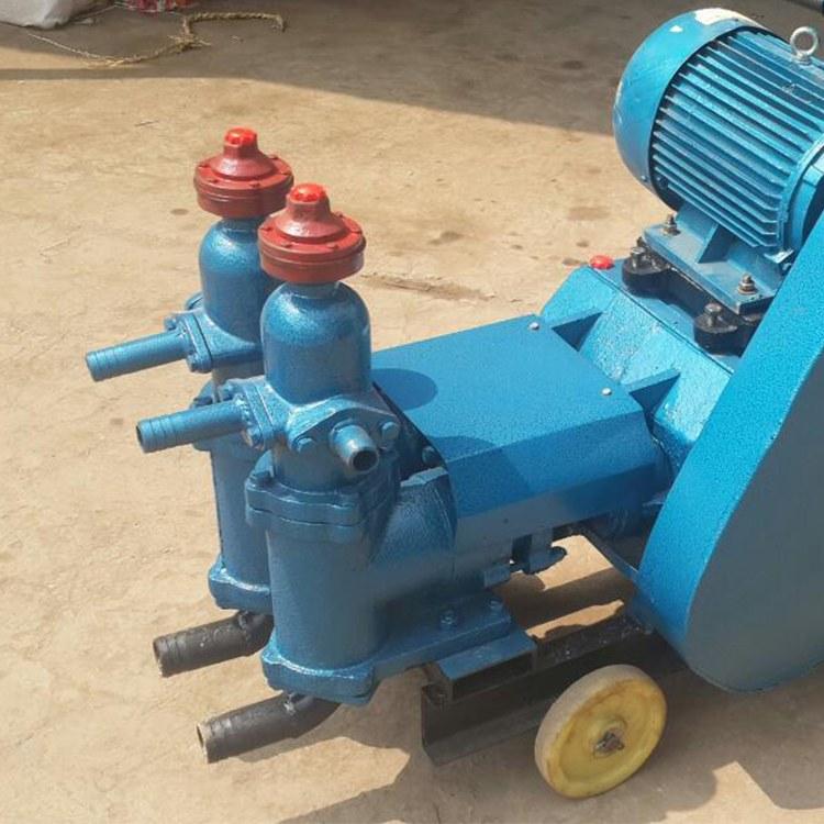 程煤型材WSB-6型双缸活塞泵 水泥注浆泵 小型双液泵