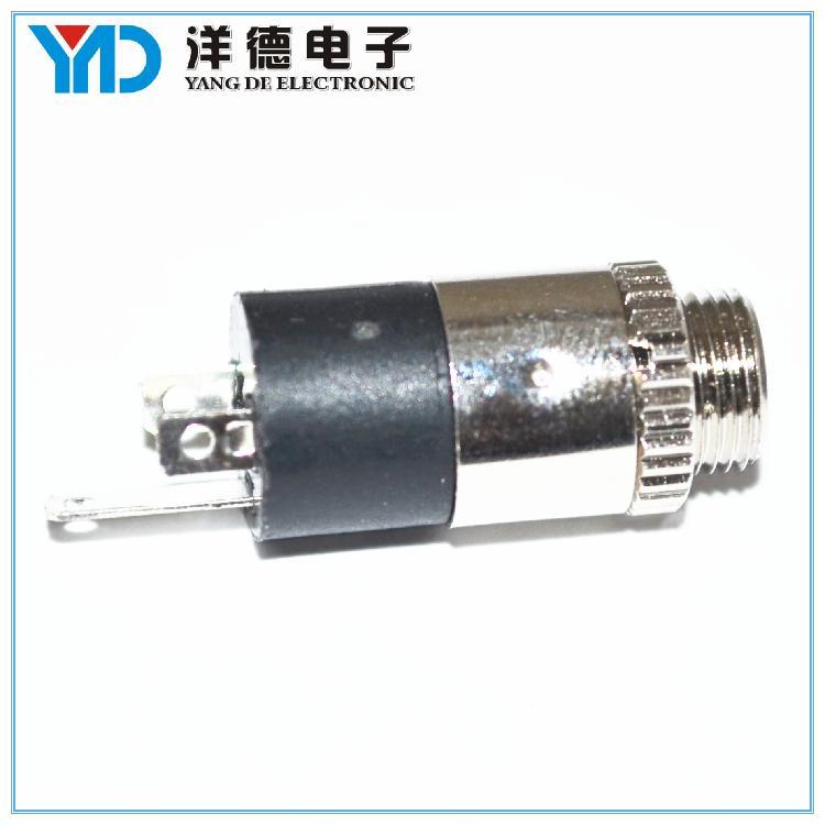 洋德电子供应贴片耳机插座 直销3.5mm插件 加工定制