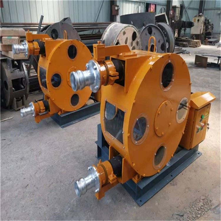 挤压橡胶软管泵 蠕动泵转子式容积泵 软管更换方便无泄漏无轴封