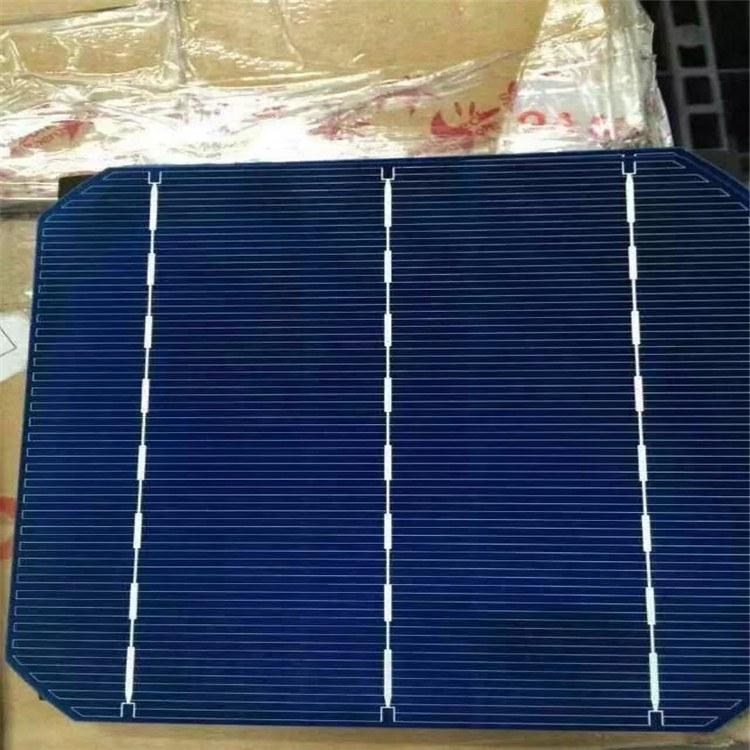 A级太阳能电池片回收 低效 高效 光伏电池片回收 聚纳光伏