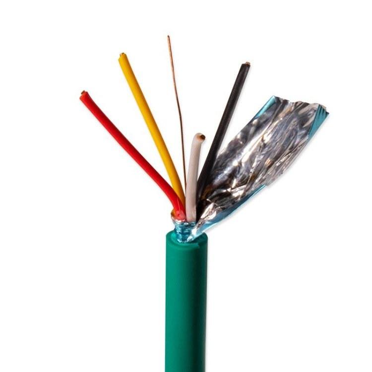 金萬興工業控制電纜智能建筑控制線計算機電纜屏蔽線光伏線