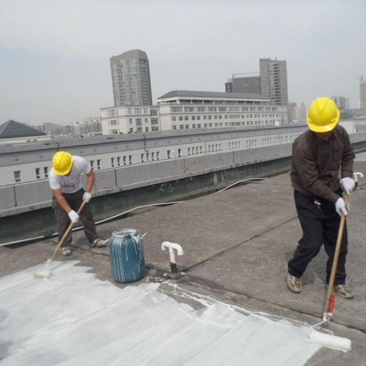 专业材防水 地下室防水施工方案 屋顶补漏