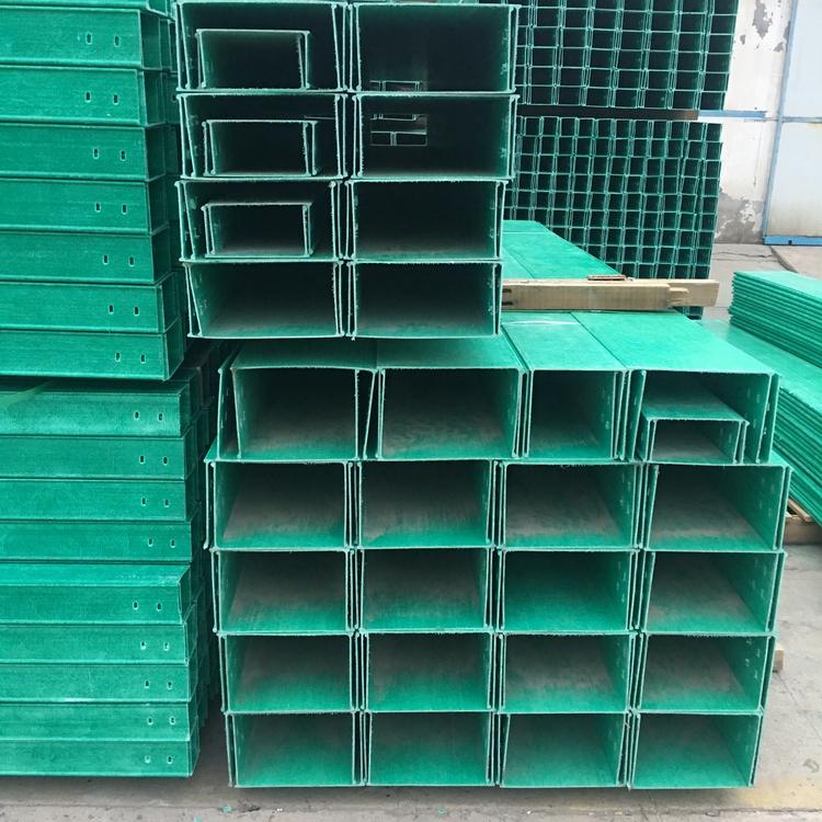 广西创铭防腐电缆桥架-400X200玻璃钢桥架-厂家生产