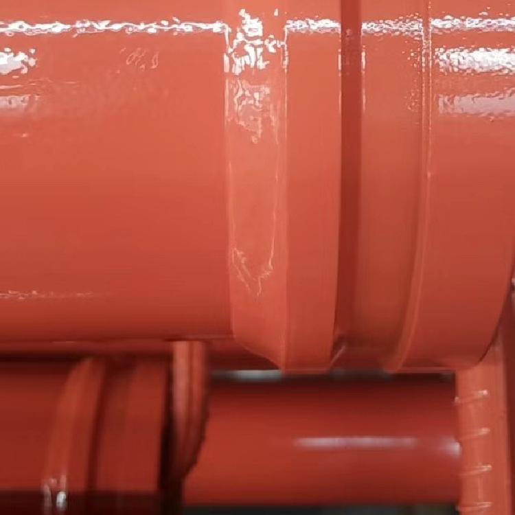 采用韩国技术及设备生产的单层耐磨泵管质量优价格合理