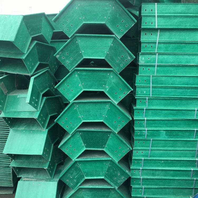 广西创铭防腐电缆桥架-400X200玻璃钢桥架-品牌定制