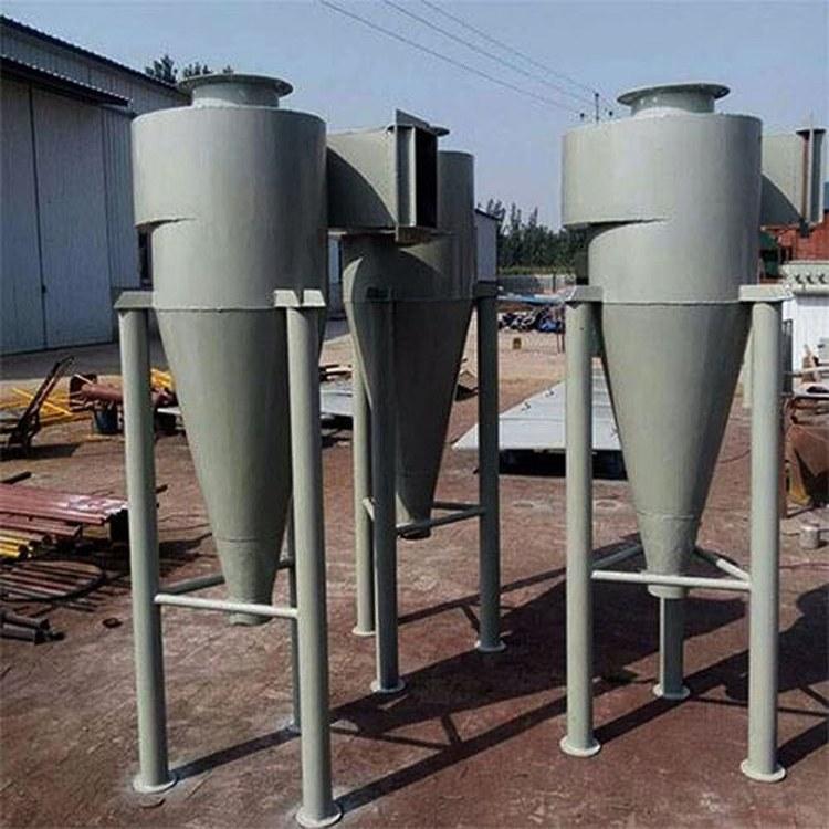 务实供应 XD-圆形陶瓷多管分离器旋风除尘器 粉尘分离沙克龙木工工业粉尘小型旋风除尘器