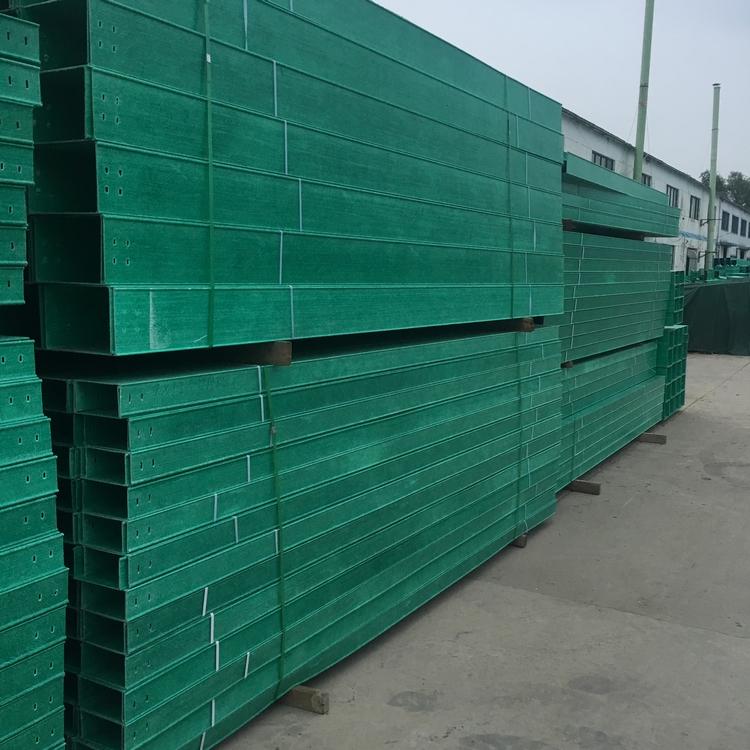 广西创铭铝合金桥架-100X50玻璃钢桥架-现货供应