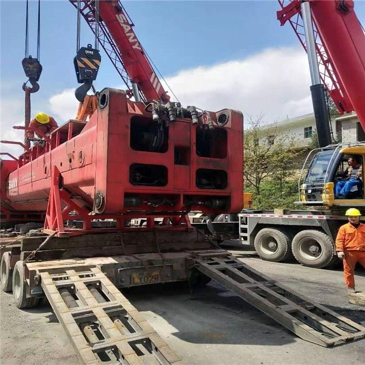 挖機運輸 大件貨物運輸 安全有保障 貴陽路路順