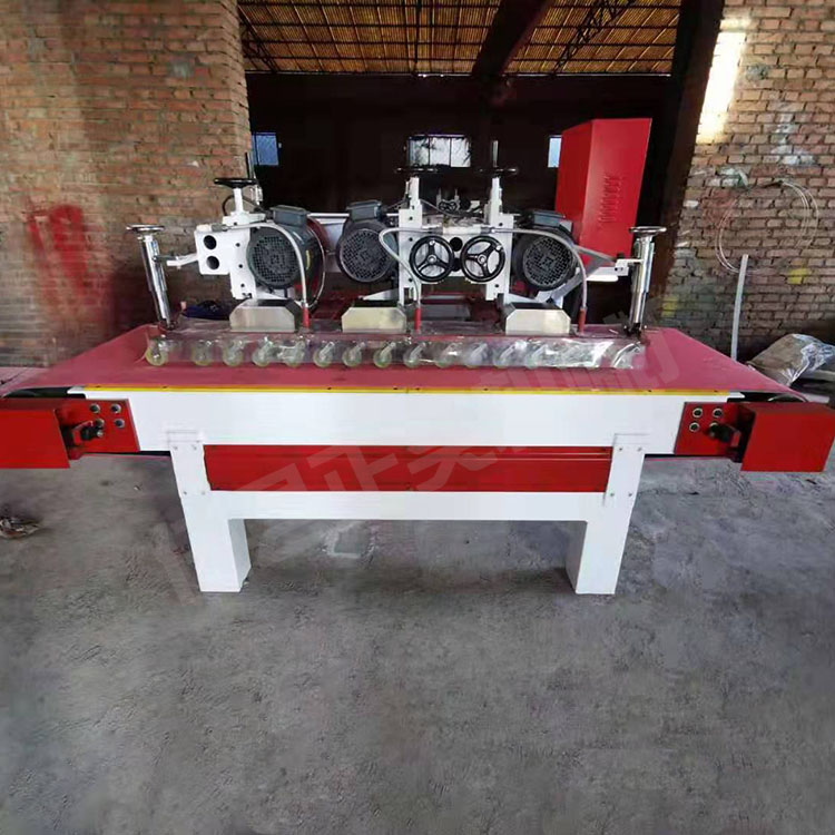 直销数控三刀瓷砖切割机 石材水刀切割机 可定制瓷砖切边切缝机