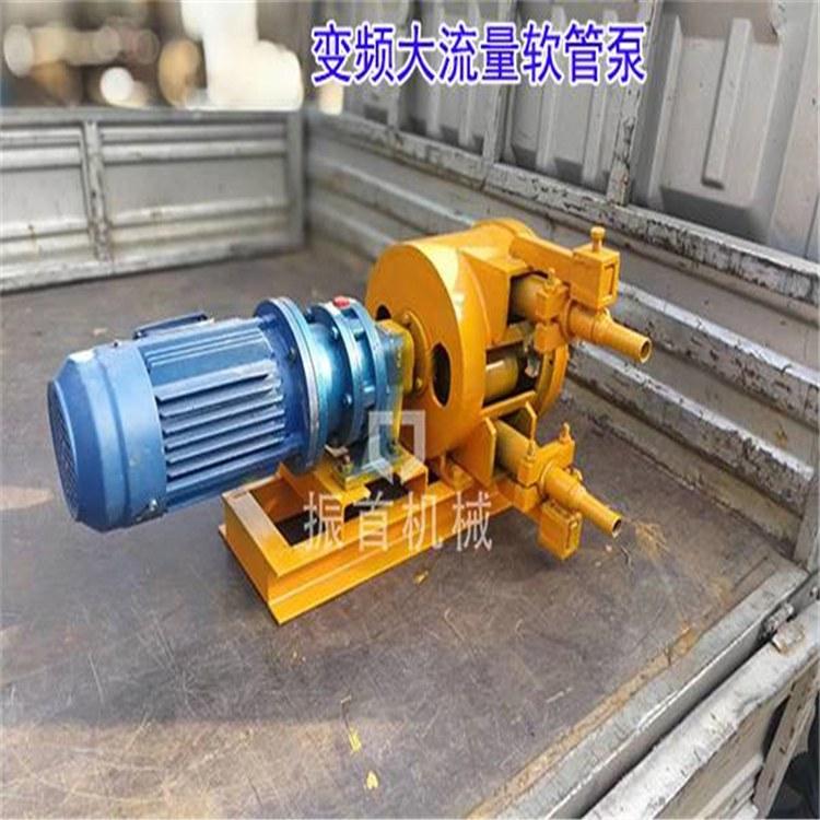 建筑软管泵 矿用挤压泵 蠕动泵 软管泵 灌装泵 更换方便无泄漏无轴封