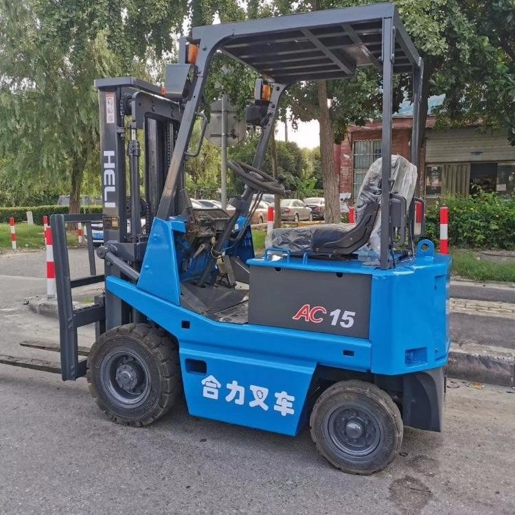 南京电动1.5吨叉车-蓄电池叉车买卖销售