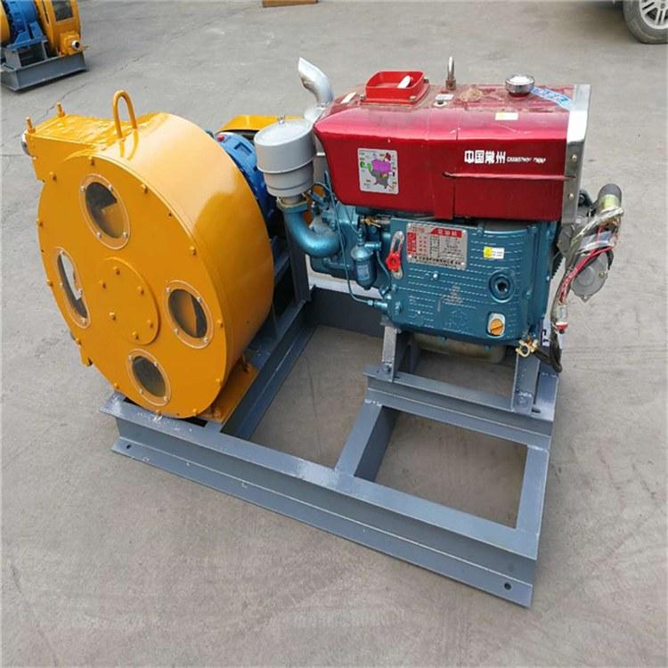 建筑软管泵 矿用挤压泵 蠕动泵转子式容积泵 软管更换方便无泄漏无轴封