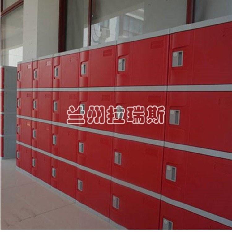 青海厂家直销健身房塑料更衣柜 防腐防锈柜子 abs更衣柜存包柜储物柜