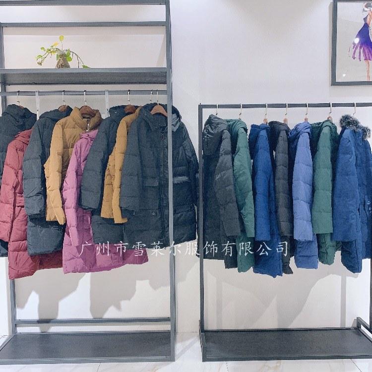 雪莱尔广州知名品牌女装品牌折扣一手货源广州石井批发市场清仓折扣