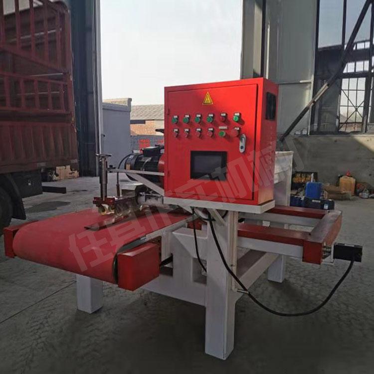 供应前后三刀切割瓷砖机 气动地板砖修边机 瓷砖修边设备