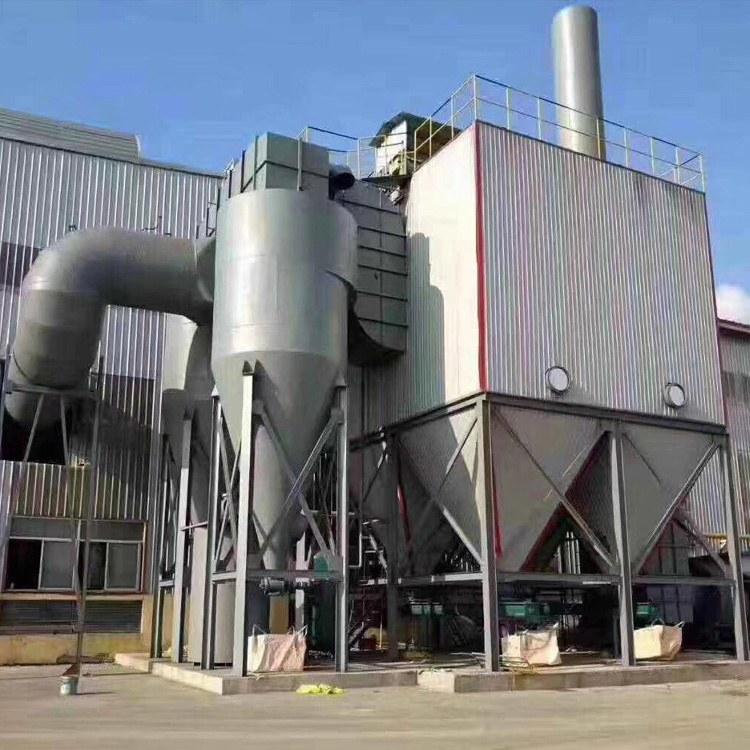 XLP-A-B型旋风除尘器 木工分离旋风除尘器 CLT/A型扩散式 陶瓷多管