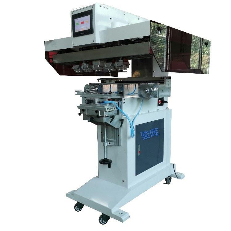 移印机 导管滚印单色油盅移印机 骏晖非标定制移印机直销