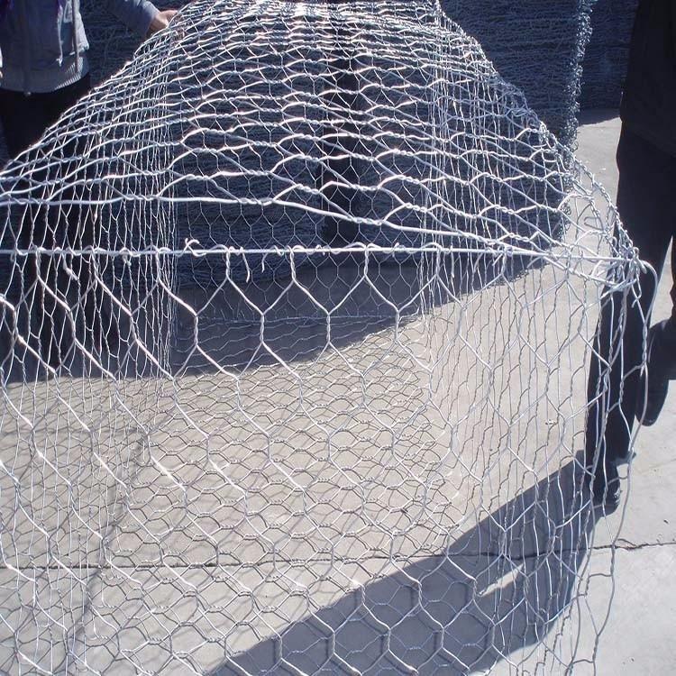 格宾石笼网 加筋格宾 镀锌格宾网 河道格宾网箱 pvc格宾网 格宾网厂
