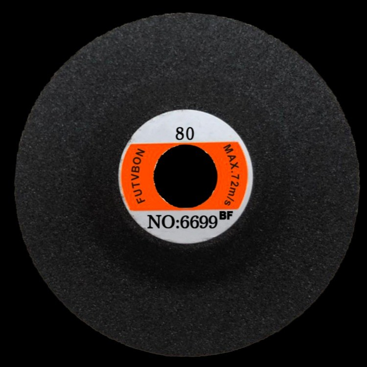 日本FUTVBON角磨片2寸角磨片及砂轮片 80#58*3*9.53